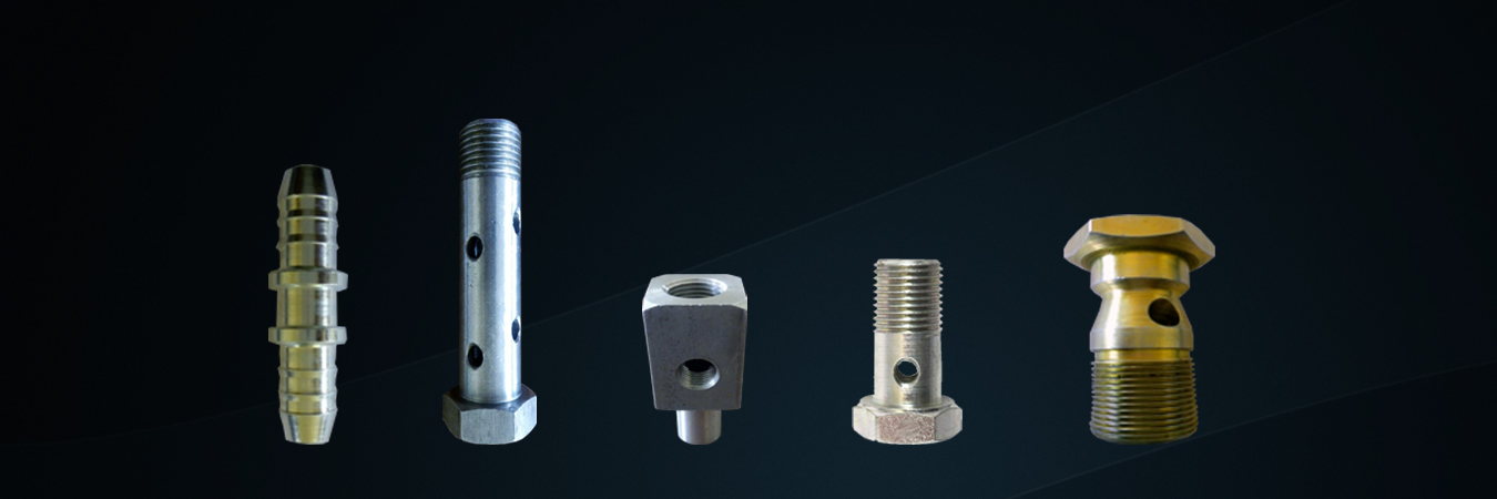 Manufacturer, Supplier of Precision Hydraulic Components